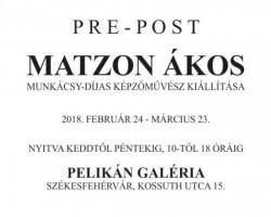 Pre – Post