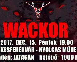 Wackor koncert, vendég: Jatagán
