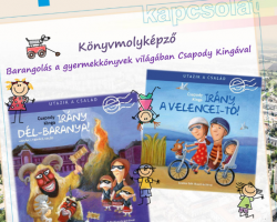Könyvmolyképző - Barangolás a gyerekkönyvek világában