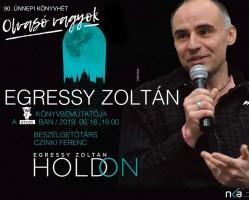 Hold on - Egressy Zoltán könyvbemutatója