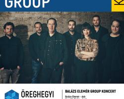 Balázs Elemér Group koncert