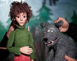 Ákom-Bákom Bábcsoport: Péter és a farkas