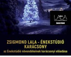 Zsigmond Lala – Énekstúdió Karácsony