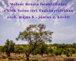 Molnár Renáta fotókiállítása