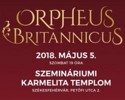 Orpheus Britannicus