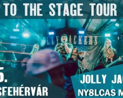 Back to the Stage Tour 2020. - Jolly Jackers # Nyolcas Műhely