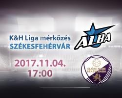 Alba Fehérvár KC - Békéscsaba ENKSE