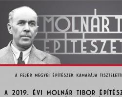A 2019. évi Molnár Tibor Építészeti Díjra beérkezett pályaműveinek szabadtéri kiállítása