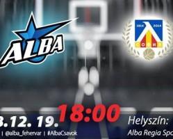 Alba Fehérvár - Lukoil Levski