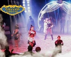 A Harlequin titka - Eötvös cirkusz előadása