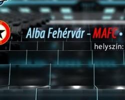 Alba Fehérvár - MAFC
