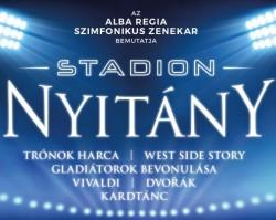 Stadion nyitány - koncert a Sóstói Stadion rendezvényközpontjában!