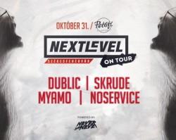 Next Level On Tour // Halloween