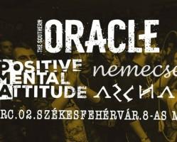 The Southern Oracle, PMA, nemecsek, Archaic # Nyolcas Műhely