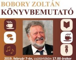 Bobory Zoltán Könyvbemutató