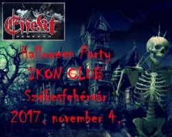 Halloween Party az EFFEKT-el az IKON CLUB-ban