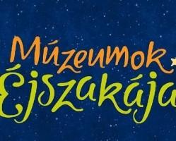 Múzeumok Éjszakája a Vörösmarty Mihály Könyvtárban