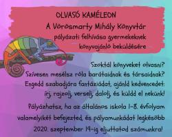 Olvasó Kaméleon