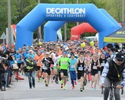 Sport nagyhét - futóverseny