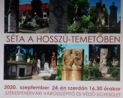 KORAŐSZI SÉTA a HOSSZÚ temetőben