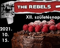 The Rebels ☛ XII + Fueled, Last Chancery | Nyolcas Műhely