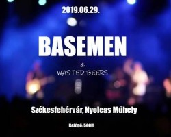 Basemen & Wasted Beers