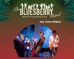 The Bluesberry Band feat. Muck Ferenc