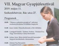 VII. Magyar Gyapjúfesztivál