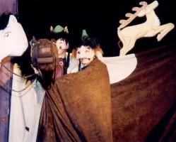 A csodaszarvas meséje - A Holdfű színház előadása