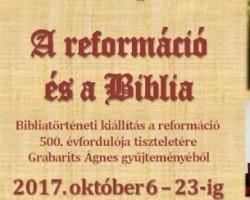 A reformáció és a Biblia