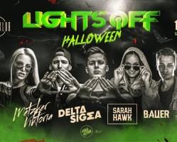 Lights Off ✘ HALLOWEEN