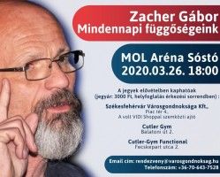 Zacher Gábor - Mindennapi függőségeink