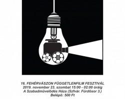 16. Fehérvászon Független Filmfesztivál