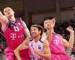 Alba Fehérvár - Telekom Baskets Bonn
