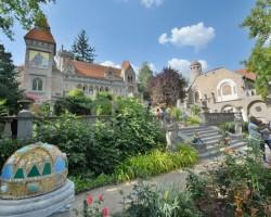 Nyári séta a Bory-várban
