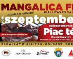 VII. Székesfehérvári Mangalica Fesztivál