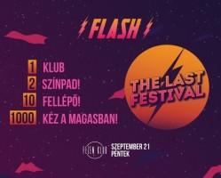 Flash ✘ The Last Festival ✘ 0921