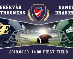 Fehérvár Enthroners - Danube Dragons II