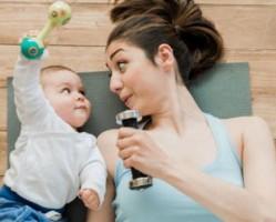 Regeneráló Torna (anyáknak babákkal)