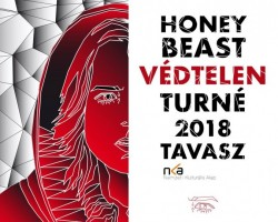 Honeybeast // Védtelen turné 2018