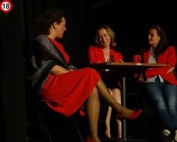 Mika Myllyaho - Nagy Judit: Káosz - vígjáték- Szabad Színház
