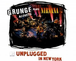 Grunge Acoustic plays Nirvana MTV unplugged