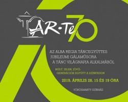 Az Alba Régia Táncegyüttes Gálaműsora