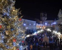 Karácsonyi séta:különleges élményekkel és a limoges-i korpusszal