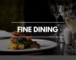 Fine Dining Tőkés Danival