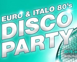 EURO & ITALO 80's RETRO DISCO PARTY