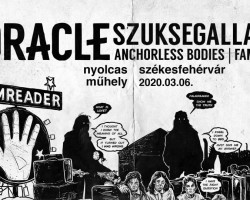 The Southern Oracle x SZKSG x Anchorless Bodies x Faminehill