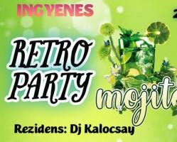 Ingyenes Retro Party