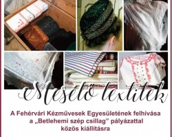Mesélő textilek