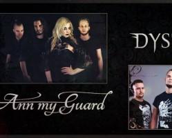 Ann my Guard / Dystopia